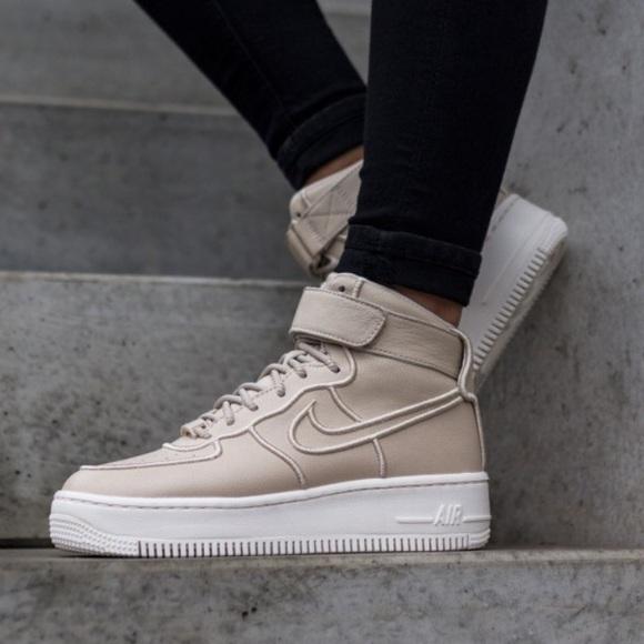 Nike air force 1 upstep HI SI sneakers NWT
